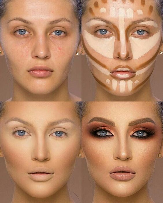 Makeup Course – Andréia Venturini – Makeup Course on the Web