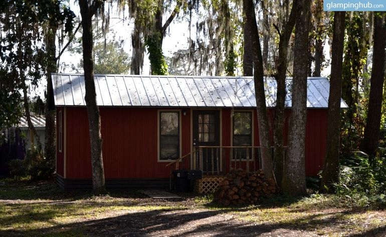 Cabin Camping In Florida