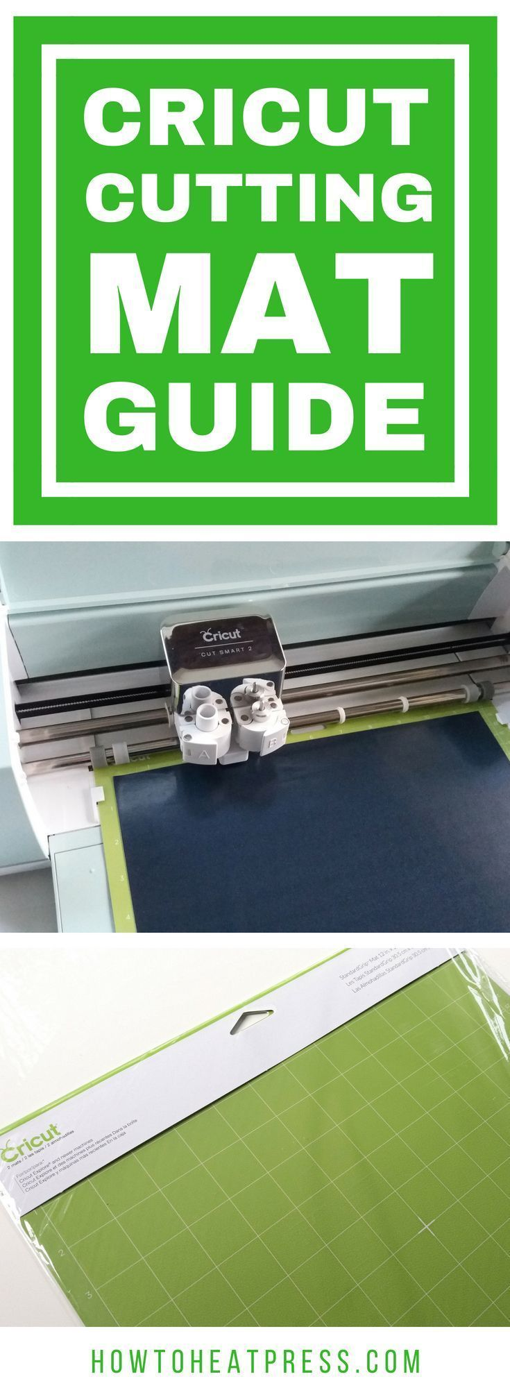 Cricut Cutting Mat Guide - Cricut Mats Tips & Tricks For Success #cricutexploreair2projects Cricut cutting mat guide | cricut beginner | cricut tutorials | cricut projects | cricut projects beginner | cricut design space tutorials | cricut business | cricut tips and tricks | cricut inspiration | cricut ideas | cricut how tos | cricut explore air 2 | cricut maker | cricut maker projects | heat transfer vinyl projects | adhesive vinyl projects | craft projects | craft ideas | cricut accessories #cricutexploreair2projects