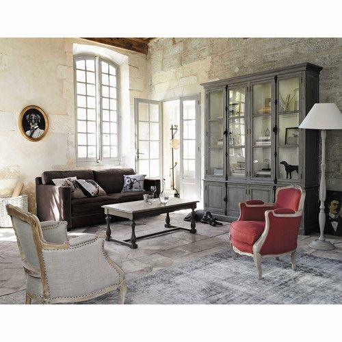 tapis cru et gris 230 x 160 cm villandry maisons du monde 329 90 salon pinterest