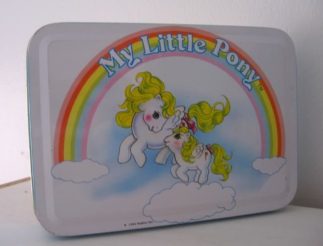 My Little Pony lunchbox ...