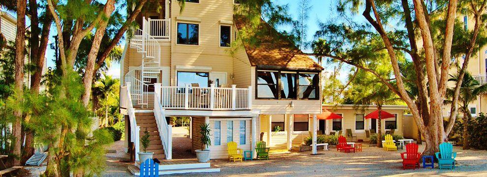Treasure Island Florida Waterfront Beach Resort Sunset House