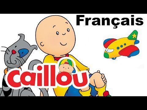 caillou francais serie 1 partie 1