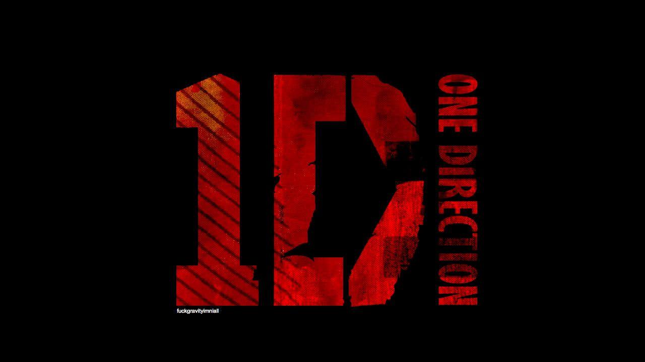 1D One Direction Logo HD Wallpaper DIY inspiration