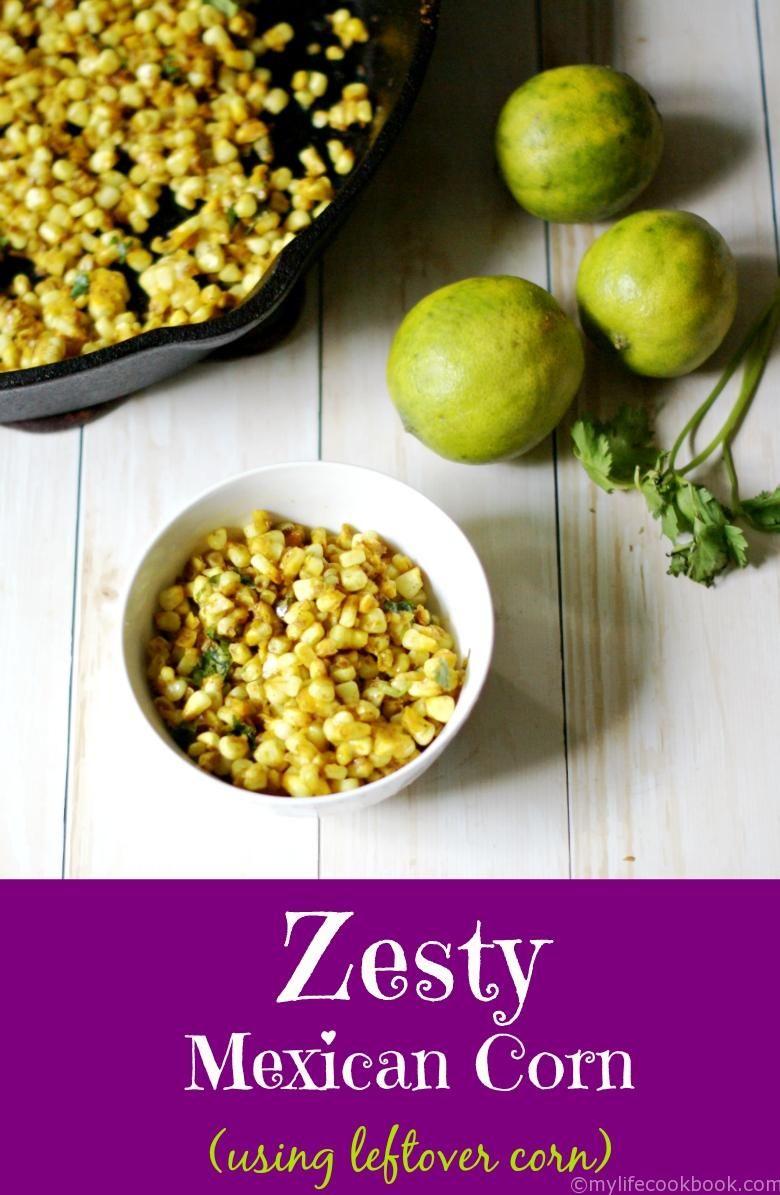 leftover corn on the cob recipes