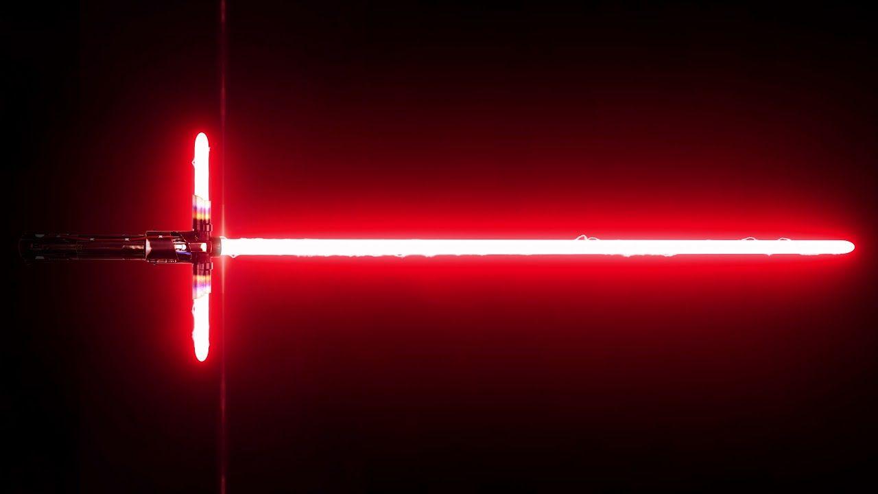 Kylo Ren S Lightsaber Ignition Video Live Wallpaper Live Wallpapers Star Wars Background Lightsaber