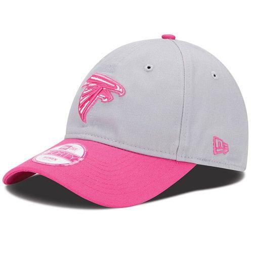 big sale 655fd e035b Falcons Breast Cancer Awareness New Era hat #falcons   Birds ...