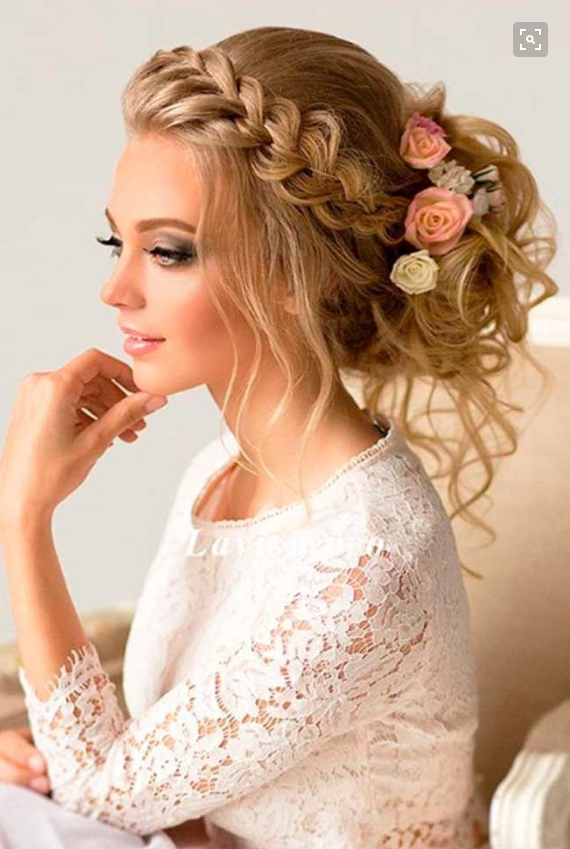 Pin by brittany hawk on hair pinterest hair style wedding and