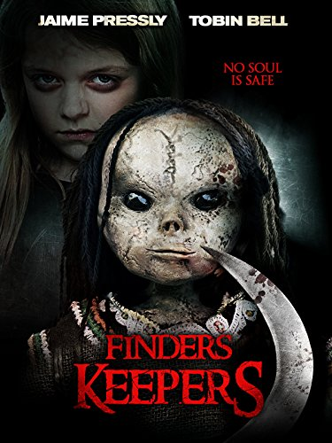 Letmewatchthis Halloween 2020 FINDERS KEEPERS (2014): A divorced mother of one is thrown into
