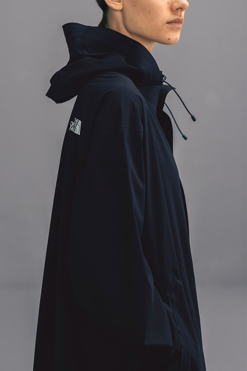 HYKE The North Face Fall Winter 2018 Lookbook Purple Black Label  collaboration collection august 12 2018 drop release launch closer first  look japan ... 495f3ea5e