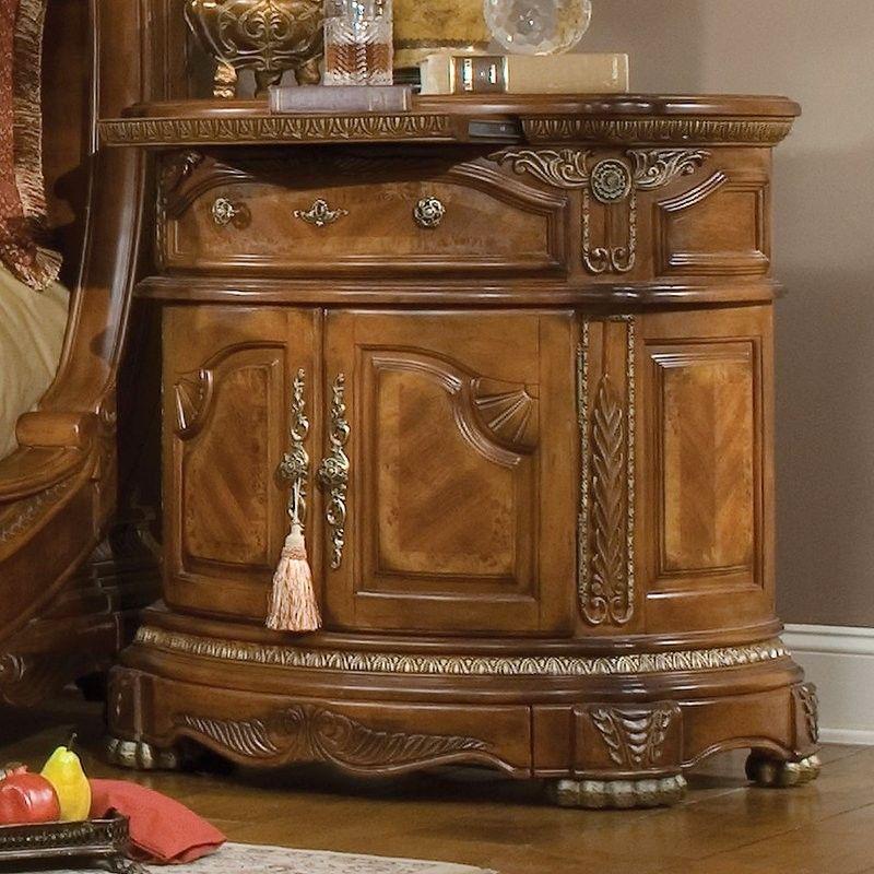 Aico Furniture Cortina Chest Bedside