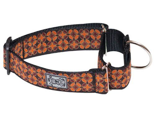 RC Pet Products 11/2Inch All Webbing Martingale Dog