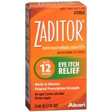 graphic regarding Zaditor Coupon Printable called Choose Zaditor Eye Drops Merely $5.99 Immediately after Printable Coupon and