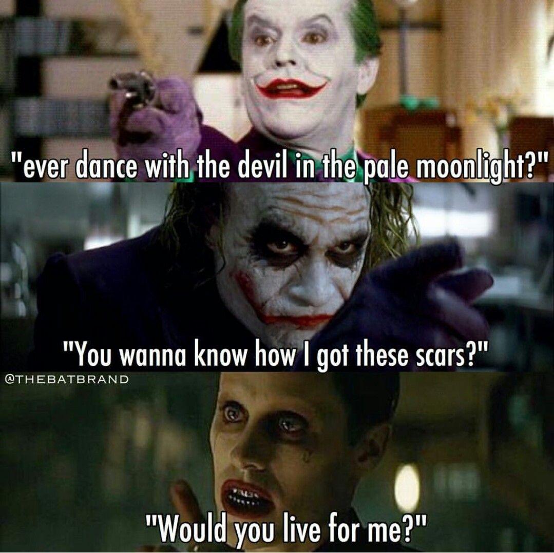 Jokers Joker Quotes Pinterest Guason Frases Tristes De Amor
