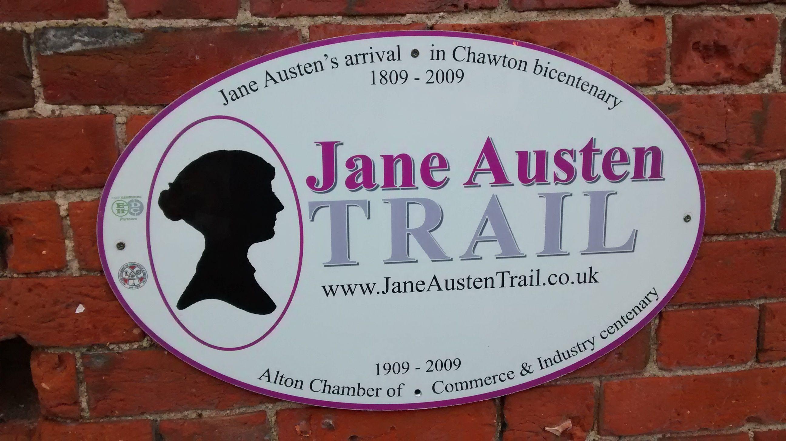 #JaneAustenTrail #Chawton #JaneAustenHouse