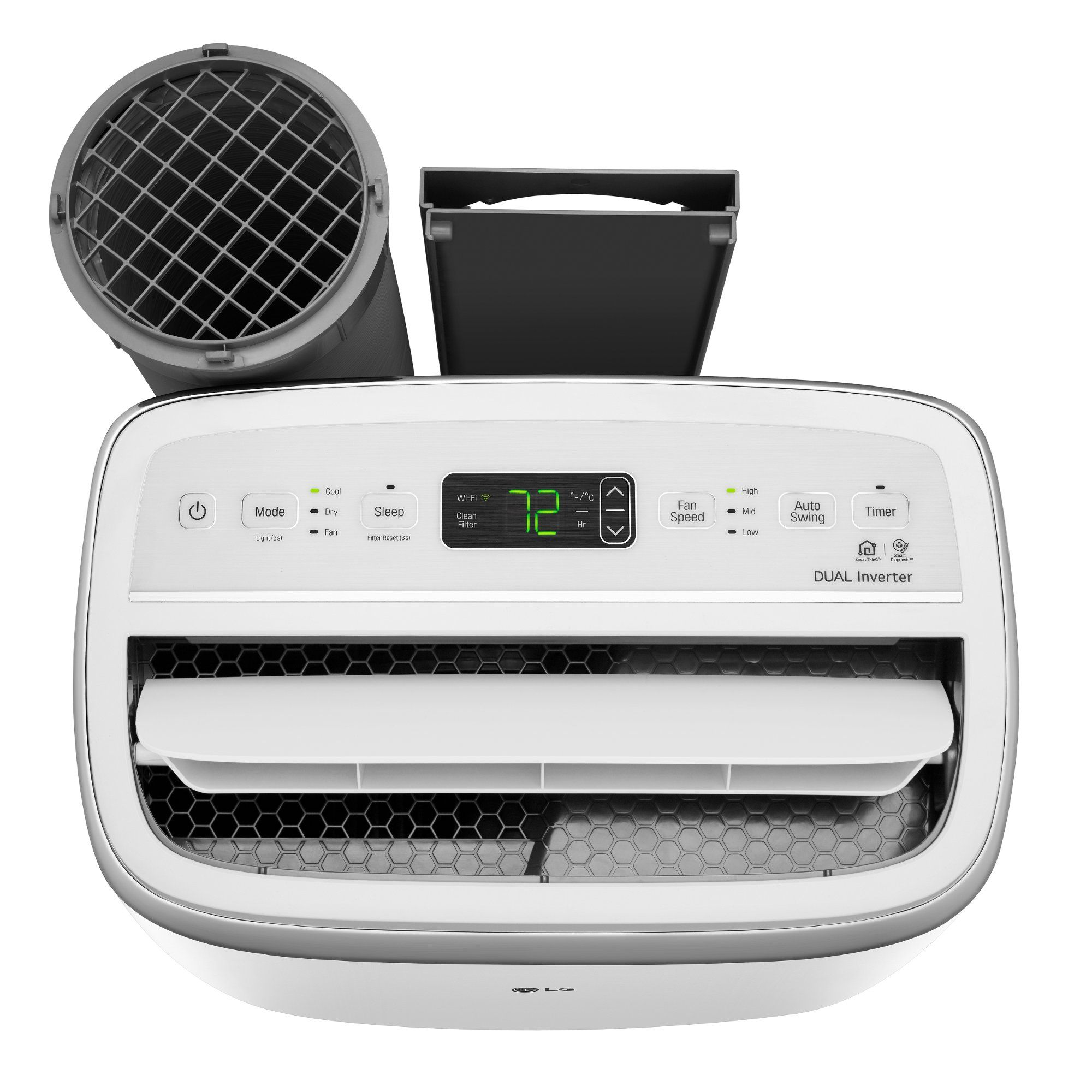 Lg 14 000 Btu Smart Portable Air Conditioner