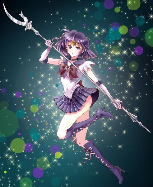 Photo of Sailor Saturn / Hotaru Tomoe by Soaru Saturn