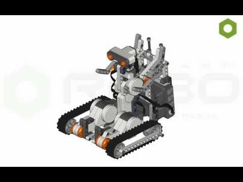 Transformers 3 Lego Mindstorms Nxt Building Instruction Robotics