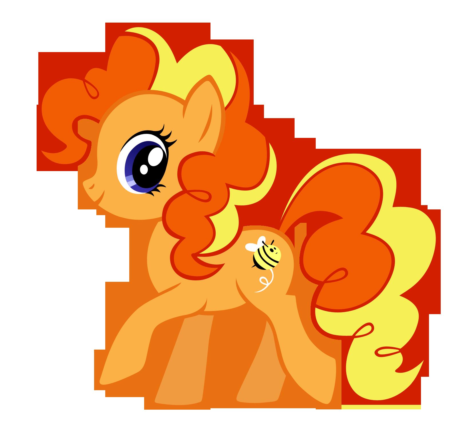 приходилось уделять оранжевые пони картинки если очень хочется
