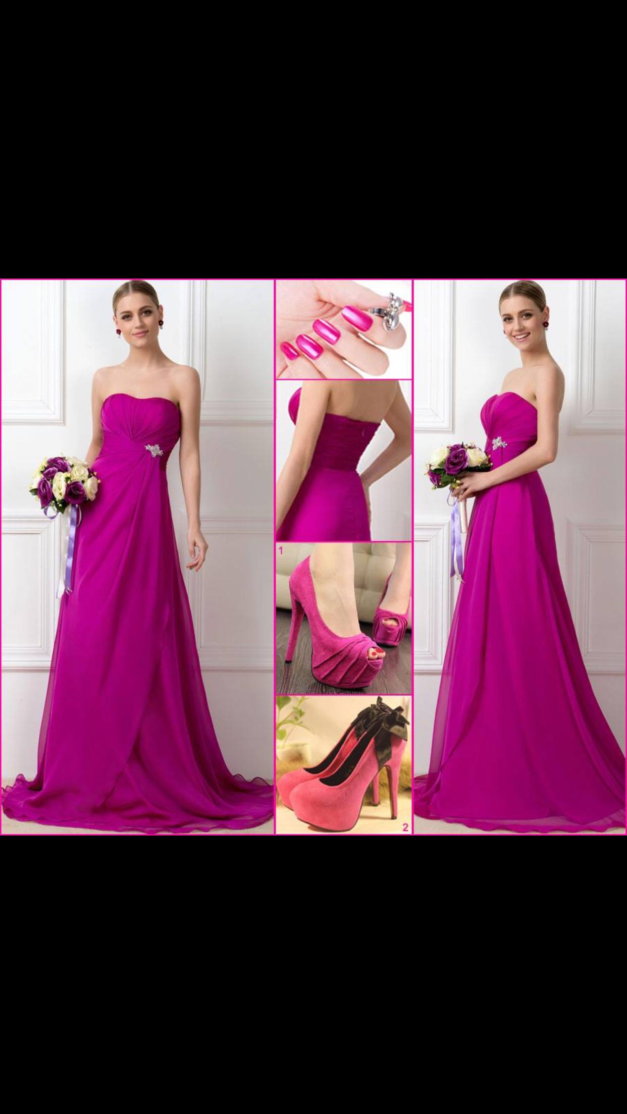 Pin de Vidette Barber en I want that dress!!! | Pinterest