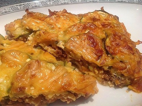 Photo of Zucchini – casserole of cream slices | chef