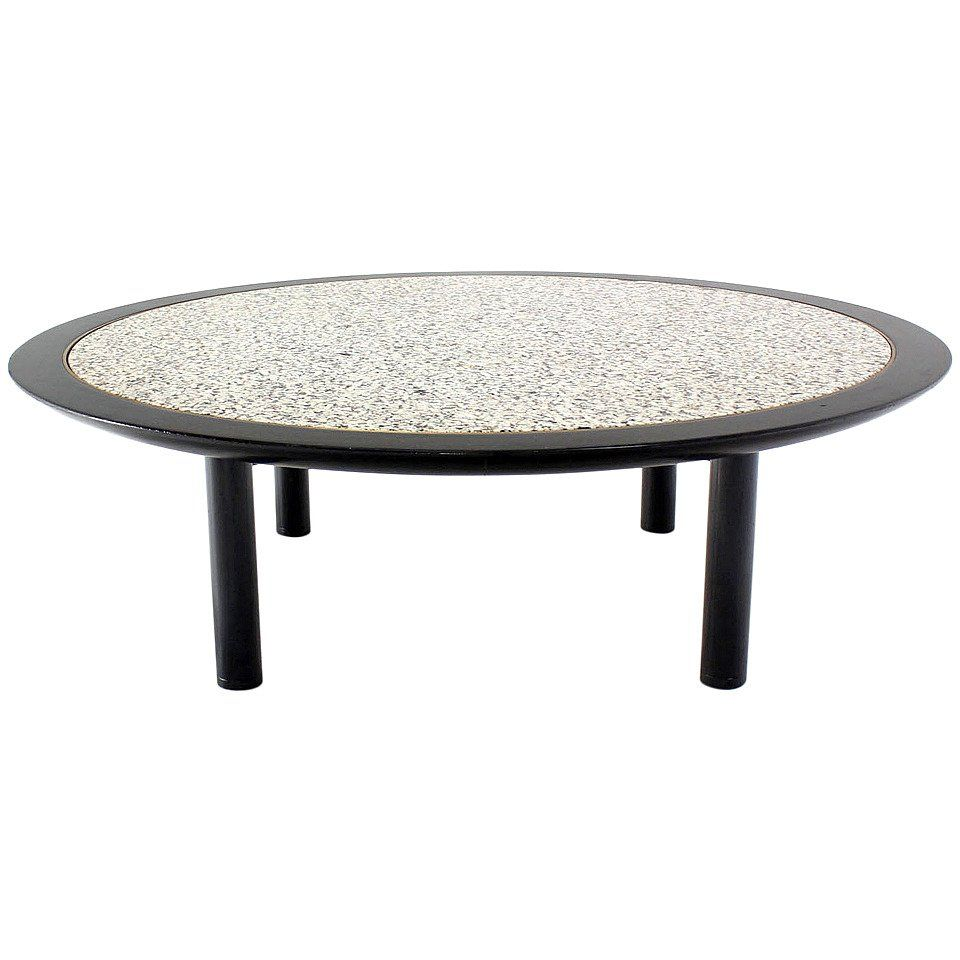 48 Inches Round Mid Century Modern Coffee Table By Baker Round Mid Century Modern Coffee Table Antique Coffee Tables Coffee Table [ 960 x 960 Pixel ]