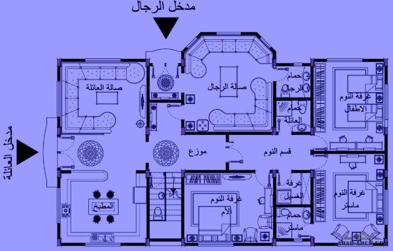 Pin On مخططات منازل
