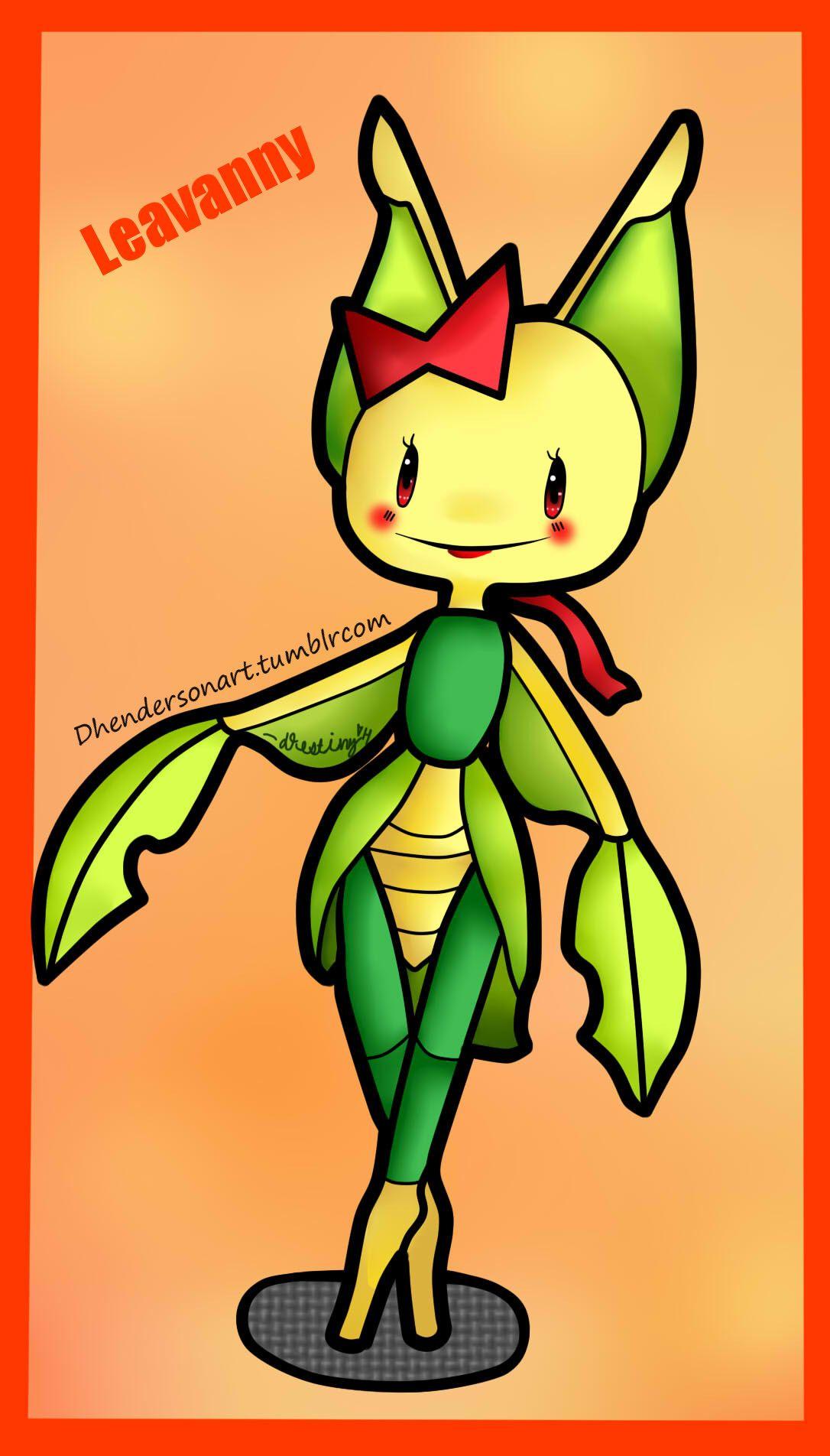 My Leavanny picture pokemon Pokemon, Art, Mario characters
