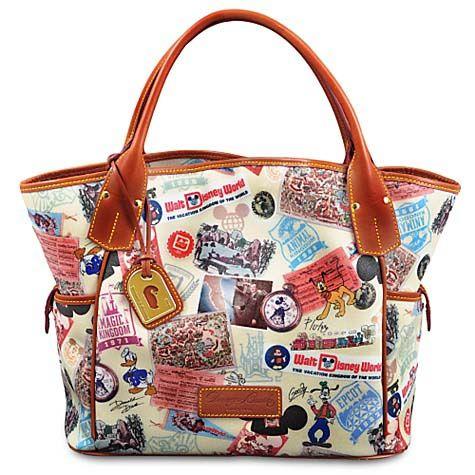 40th Anniversary Disney Collaboration Purses Bags Crossbody Stachel Collab Purse