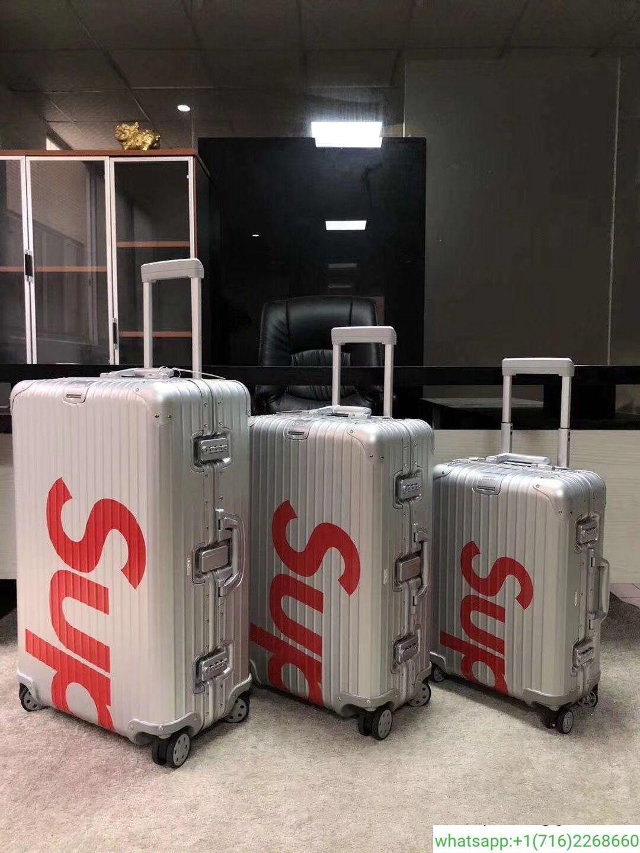 772743c5b louis vuitton supreme rimowa luggage   Bag in 2019   Rimowa luggage ...