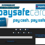 Paysafecard Generator v2 - Free PSC Codes | Lol1 | Free, Coding
