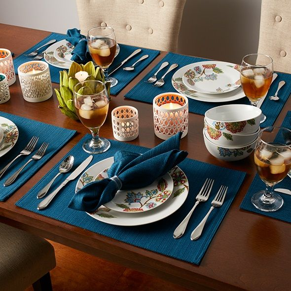 Everyday Tablescapes Dining Table Decor Everyday Table Settings
