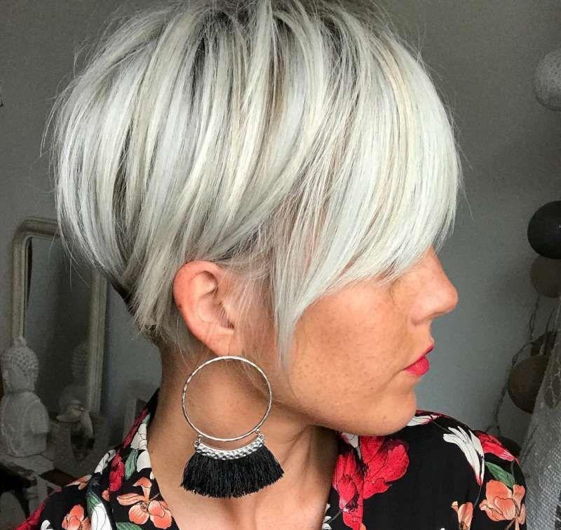 2018 Short Hairstyles - 1 haare Pinterest Pelo corto, Cabello