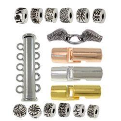 Zinc Alloy Jewelry Clasp