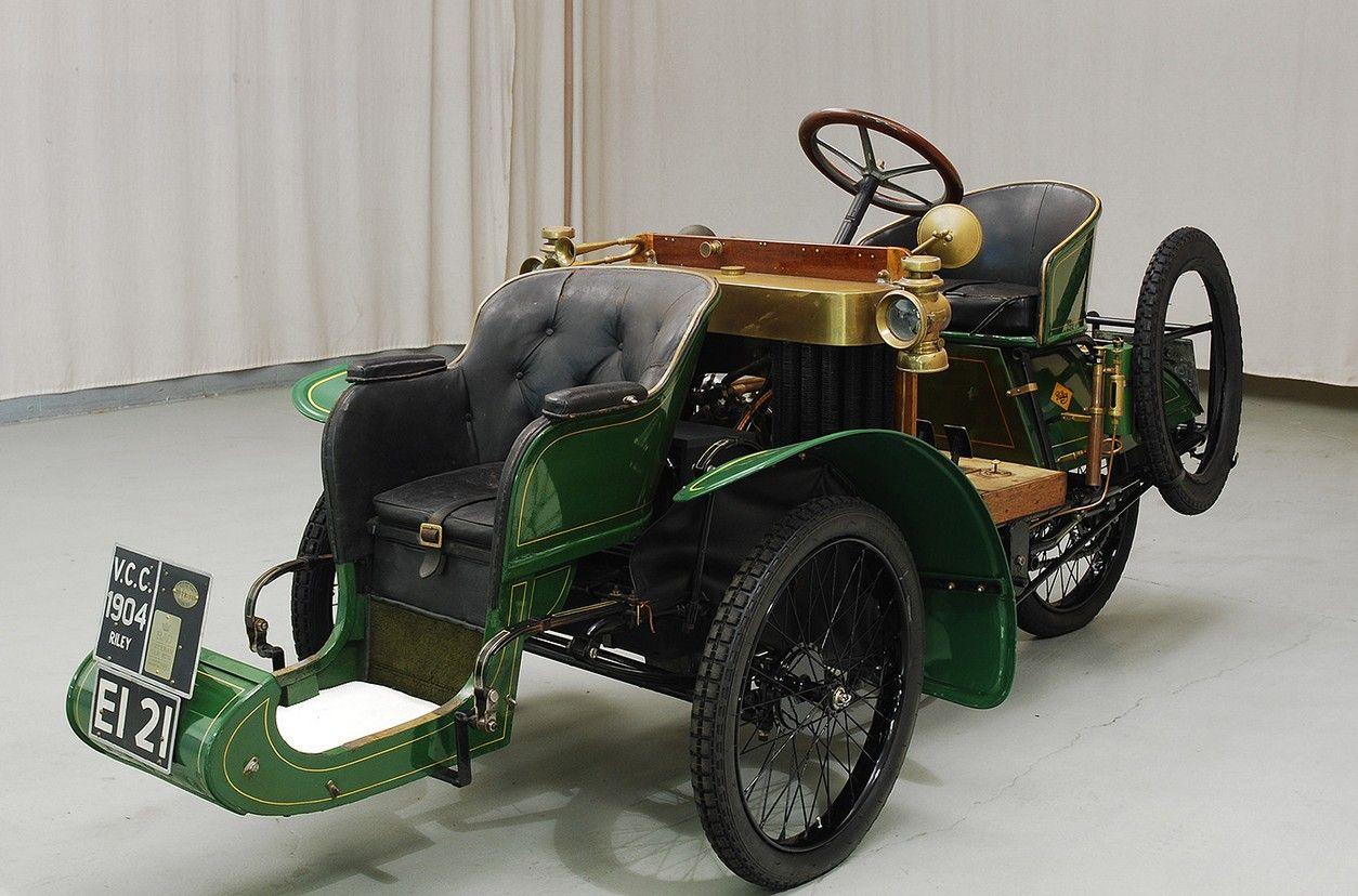 1904 Riley Tricar   Retromobiles Κλασικά Αυτοκίνητα κυρίως προ του ...
