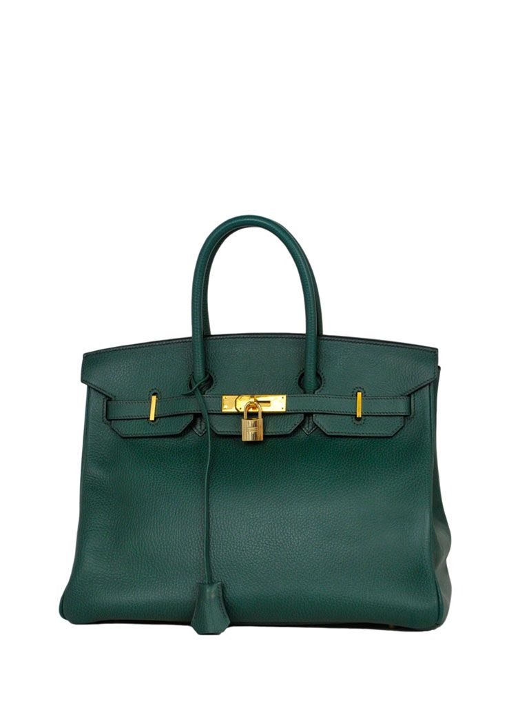 a0ad843bb2 EMERALD GREEN BIRKIN..COLOR FABULOUS BIRKEN BEAUTIFUL