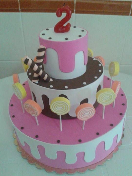 molde para hacer torta en goma eva - Buscar con Google | torta en ...
