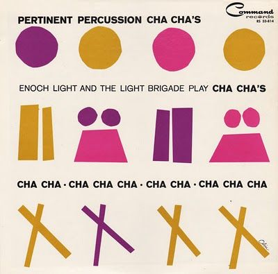 Pertinent Percussion Cha Cha's