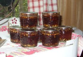 Canning Homemade!: Canning Thai Hot and Sweet Dipping Sauce