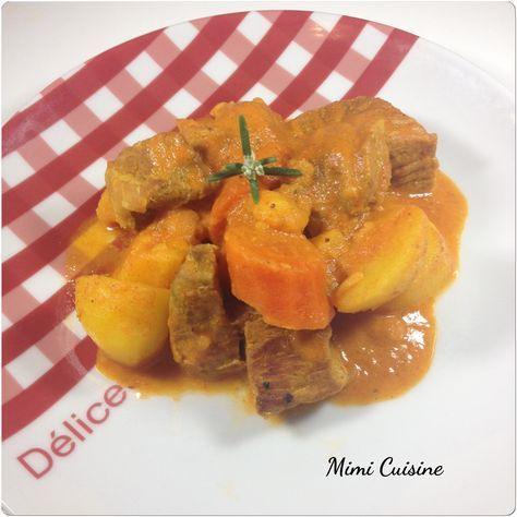 Colombo de porc Recette Cookeo de chez Moulinex. Retrouvez pleins de recettes faites au Cookeo sur mon site Mimi Cuisine