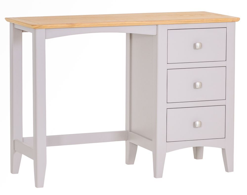 7129f187c104 Malvern Shaker Grey Painted Oak Dressing Table #chilternoak This dressing  table comes as a stand