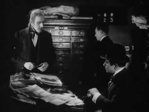 Silent Sherlock Holmes Film Starring John Barrymore 1922 Youtube Sherlock Holmes Silent Comedy John Barrymore