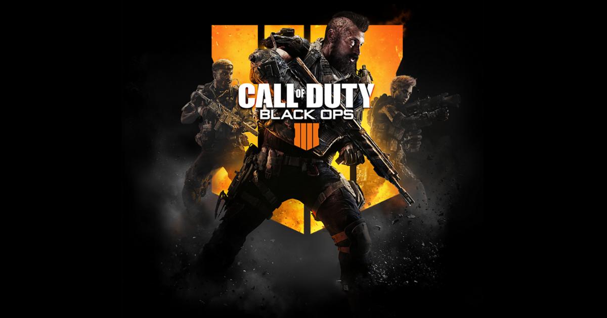 Call Of Duty Black Ops 4 Wallpapers Di 2020 Dengan Gambar
