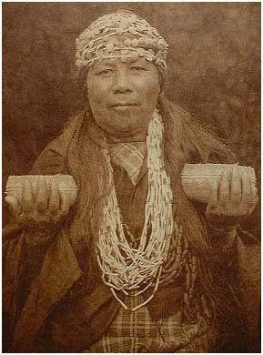 Hupa woman - 1923