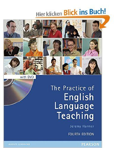 The Practice Of English Language Teaching With Dvd 4th Edition
