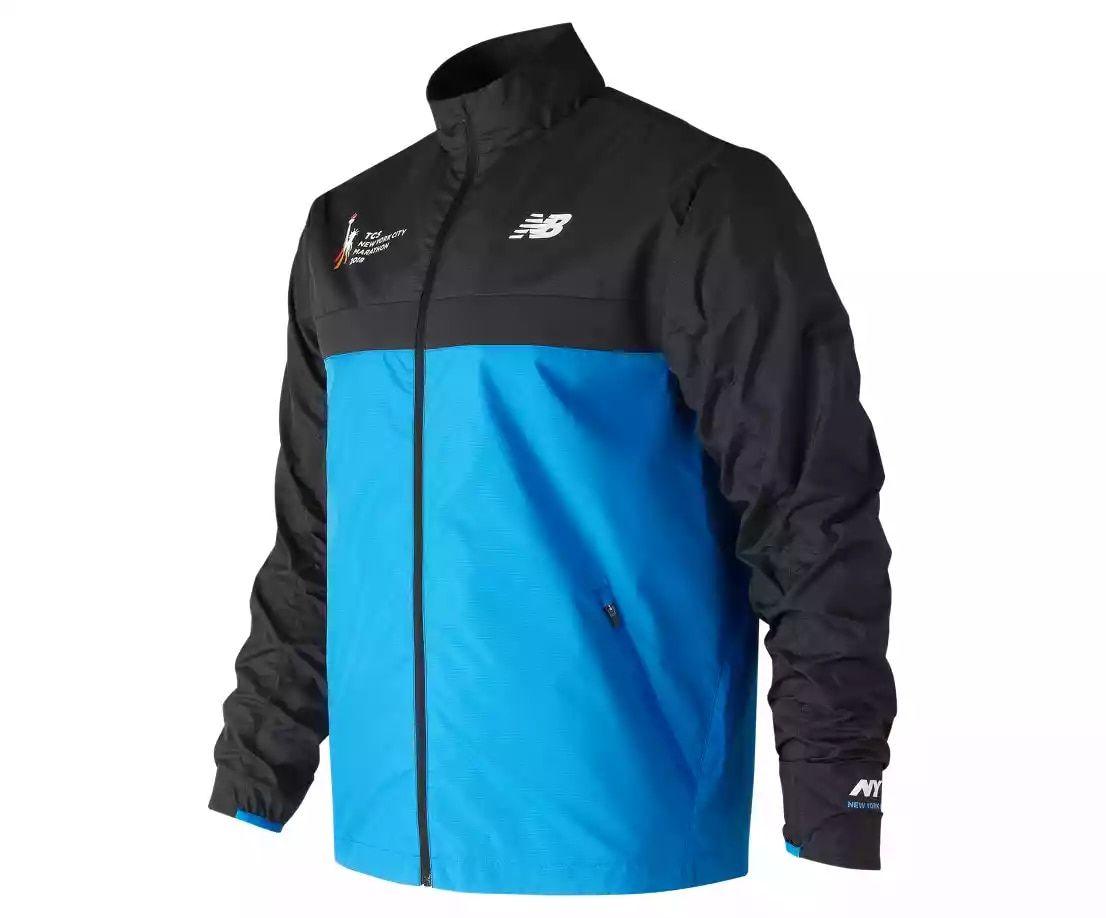 new balance running coat