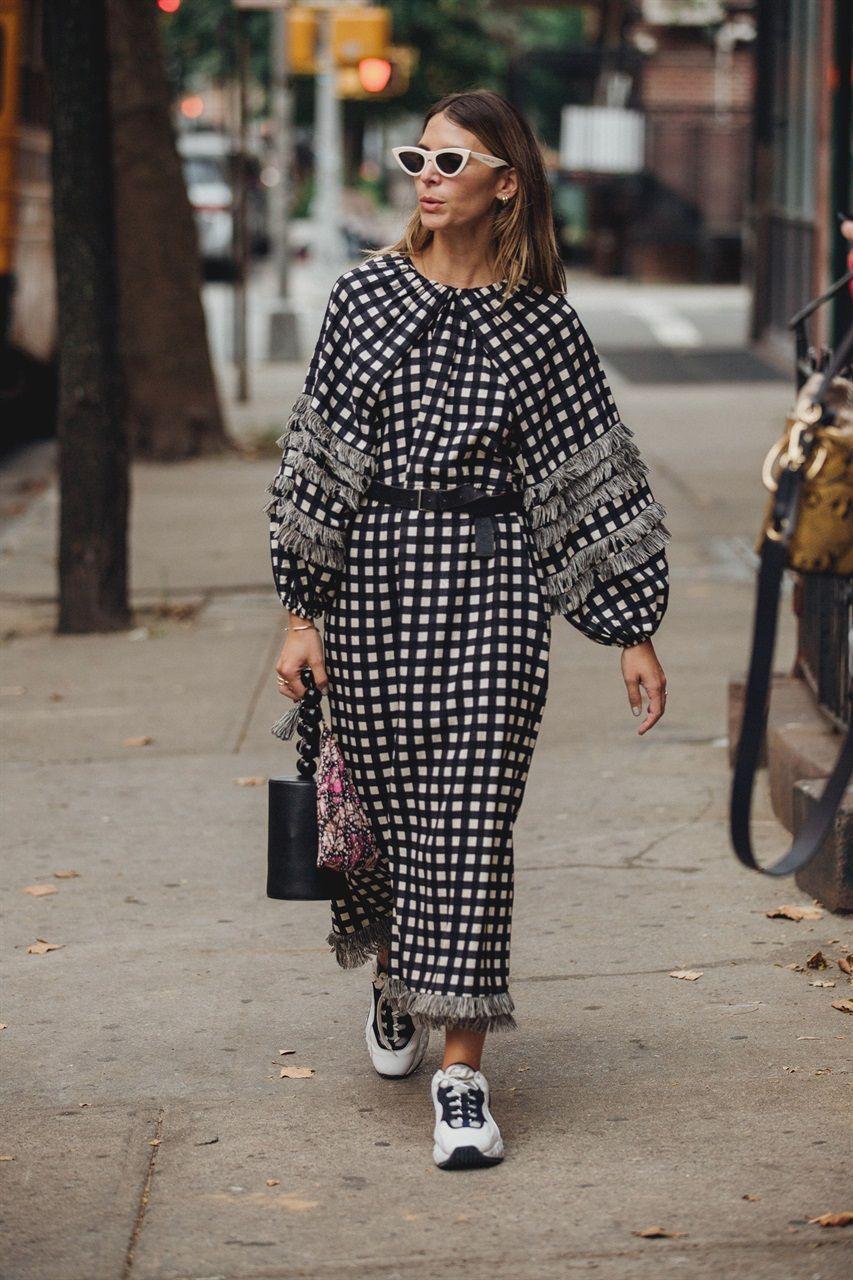 Street Style New York Fashion Week Primavera Estate 2019 Vogue It