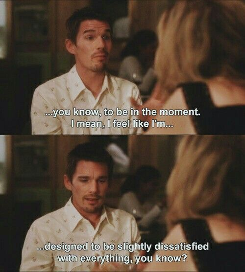 Before Sunset With Images Famous Movie Quotes Movie Quotes