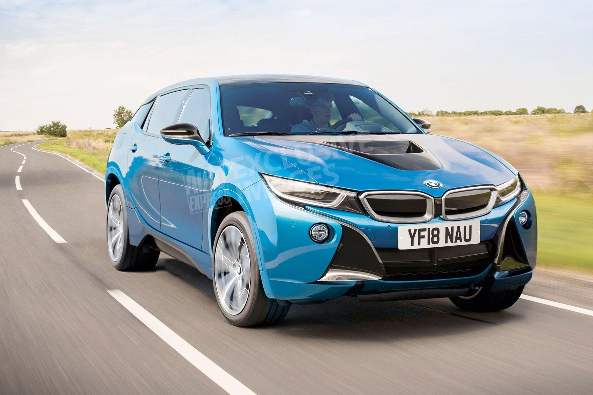 New 2021 BMW i4 532bhp and 373 mile range for BMW's Tesla