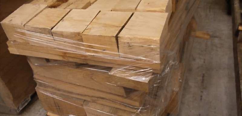 Svendita rovere massello per legna da ardere